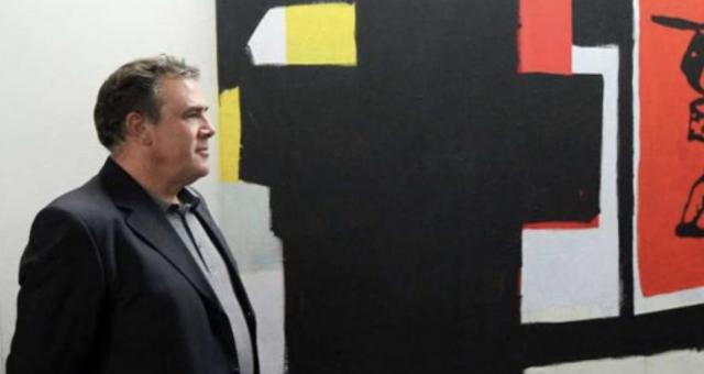 Miguel Villarino gana el premio BMW de pintura